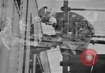 Image of Army artillery being repaired and reconditioned in a factory United States USA, 1945, second 1 stock footage video 65675076676