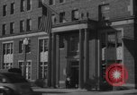 Image of Selective Service building United States USA, 1942, second 7 stock footage video 65675076680