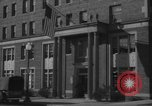 Image of Selective Service building United States USA, 1942, second 9 stock footage video 65675076680
