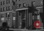 Image of Selective Service building United States USA, 1942, second 11 stock footage video 65675076680