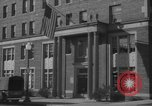 Image of Selective Service building United States USA, 1942, second 12 stock footage video 65675076680