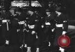 Image of army guards at White House Washington DC USA, 1943, second 9 stock footage video 65675076686