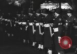 Image of army guards at White House Washington DC USA, 1943, second 11 stock footage video 65675076686