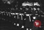 Image of army guards at White House Washington DC USA, 1943, second 12 stock footage video 65675076686