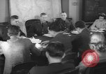 Image of United States Army officers Washington DC USA, 1942, second 4 stock footage video 65675076696