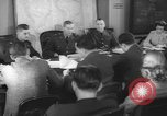 Image of United States Army officers Washington DC USA, 1942, second 6 stock footage video 65675076696