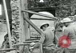 Image of AEF troops in trenches France, 1918, second 4 stock footage video 65675076712