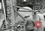 Image of AEF troops in trenches France, 1918, second 5 stock footage video 65675076712