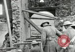 Image of AEF troops in trenches France, 1918, second 6 stock footage video 65675076712