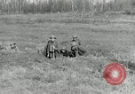 Image of AEF soldiers in trenches France, 1918, second 7 stock footage video 65675076713