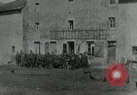 Image of AEF soldiers behind the lines France, 1918, second 7 stock footage video 65675076718