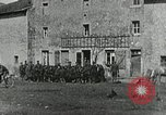 Image of AEF soldiers behind the lines France, 1918, second 10 stock footage video 65675076718
