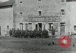 Image of AEF soldiers behind the lines France, 1918, second 11 stock footage video 65675076718