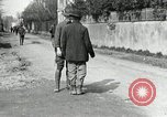 Image of US soldier teaches Asian man close order drill France, 1918, second 6 stock footage video 65675076719