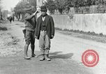 Image of US soldier teaches Asian man close order drill France, 1918, second 11 stock footage video 65675076719