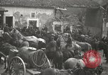 Image of United States soldiers Western Front European Theater, 1918, second 5 stock footage video 65675076723