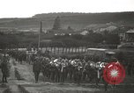Image of Soldier burial after World War I Battle of Saint-Mihiel St Mihiel France, 1918, second 3 stock footage video 65675076724