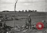 Image of American soldiers in Battle of Saint-Mihiel Western Front European Theater, 1918, second 8 stock footage video 65675076725