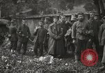 Image of German prisoners of war in World War I France, 1918, second 2 stock footage video 65675076730