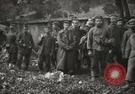 Image of German prisoners of war in World War I France, 1918, second 3 stock footage video 65675076730