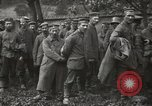 Image of German prisoners of war in World War I France, 1918, second 6 stock footage video 65675076730