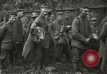 Image of German prisoners of war in World War I France, 1918, second 8 stock footage video 65675076730