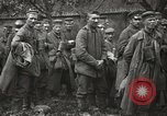 Image of German prisoners of war in World War I France, 1918, second 9 stock footage video 65675076730