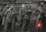 Image of German prisoners of war in World War I France, 1918, second 12 stock footage video 65675076730
