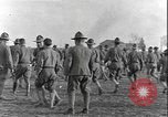 Image of World War I American soldier training camp United States USA, 1918, second 3 stock footage video 65675076731