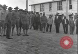Image of World War I American soldier training camp United States USA, 1918, second 4 stock footage video 65675076731