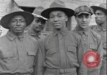 Image of World War I American soldier training camp United States USA, 1918, second 12 stock footage video 65675076731