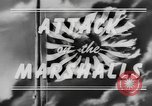 Image of United States troops Marshall Islands, 1944, second 6 stock footage video 65675076739