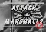 Image of United States troops Marshall Islands, 1944, second 7 stock footage video 65675076739
