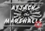 Image of United States troops Marshall Islands, 1944, second 9 stock footage video 65675076739