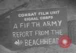 Image of United States troops Italy, 1944, second 5 stock footage video 65675076746