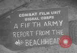 Image of United States troops Italy, 1944, second 8 stock footage video 65675076746
