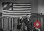 Image of United States Army recruits United States USA, 1944, second 9 stock footage video 65675076754