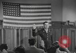 Image of United States Army recruits United States USA, 1944, second 10 stock footage video 65675076754
