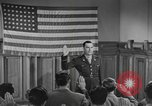 Image of United States Army recruits United States USA, 1944, second 11 stock footage video 65675076754