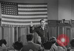 Image of United States Army recruits United States USA, 1944, second 12 stock footage video 65675076754