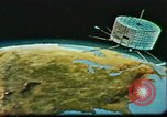 Image of weather forecasting United States USA, 1960, second 8 stock footage video 65675076767