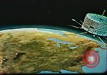 Image of weather forecasting United States USA, 1960, second 10 stock footage video 65675076767