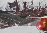 Image of tornado United States USA, 1971, second 4 stock footage video 65675076782