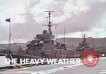Image of typhoon United States USA, 1971, second 5 stock footage video 65675076788
