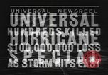 Image of hurricane United States USA, 1938, second 7 stock footage video 65675076798
