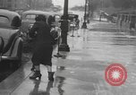 Image of rain storm New York United States USA, 1938, second 12 stock footage video 65675076799