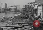 Image of damage from hurricane Rhode Island United States USA, 1938, second 4 stock footage video 65675076800