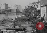 Image of damage from hurricane Rhode Island United States USA, 1938, second 5 stock footage video 65675076800