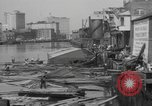 Image of damage from hurricane Rhode Island United States USA, 1938, second 6 stock footage video 65675076800