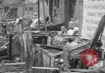 Image of damage from hurricane Rhode Island United States USA, 1938, second 9 stock footage video 65675076800